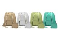 a8661c8c2d B0335 | Linenette Drawstring Bag · B0336 | Linenette Foldable Carrier Bag
